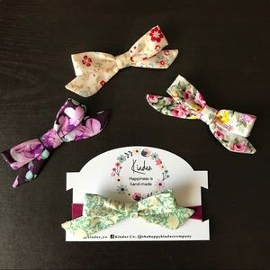 Other - Spring sailor bows 2018